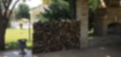 GI-Mow Lawn Care Firewood