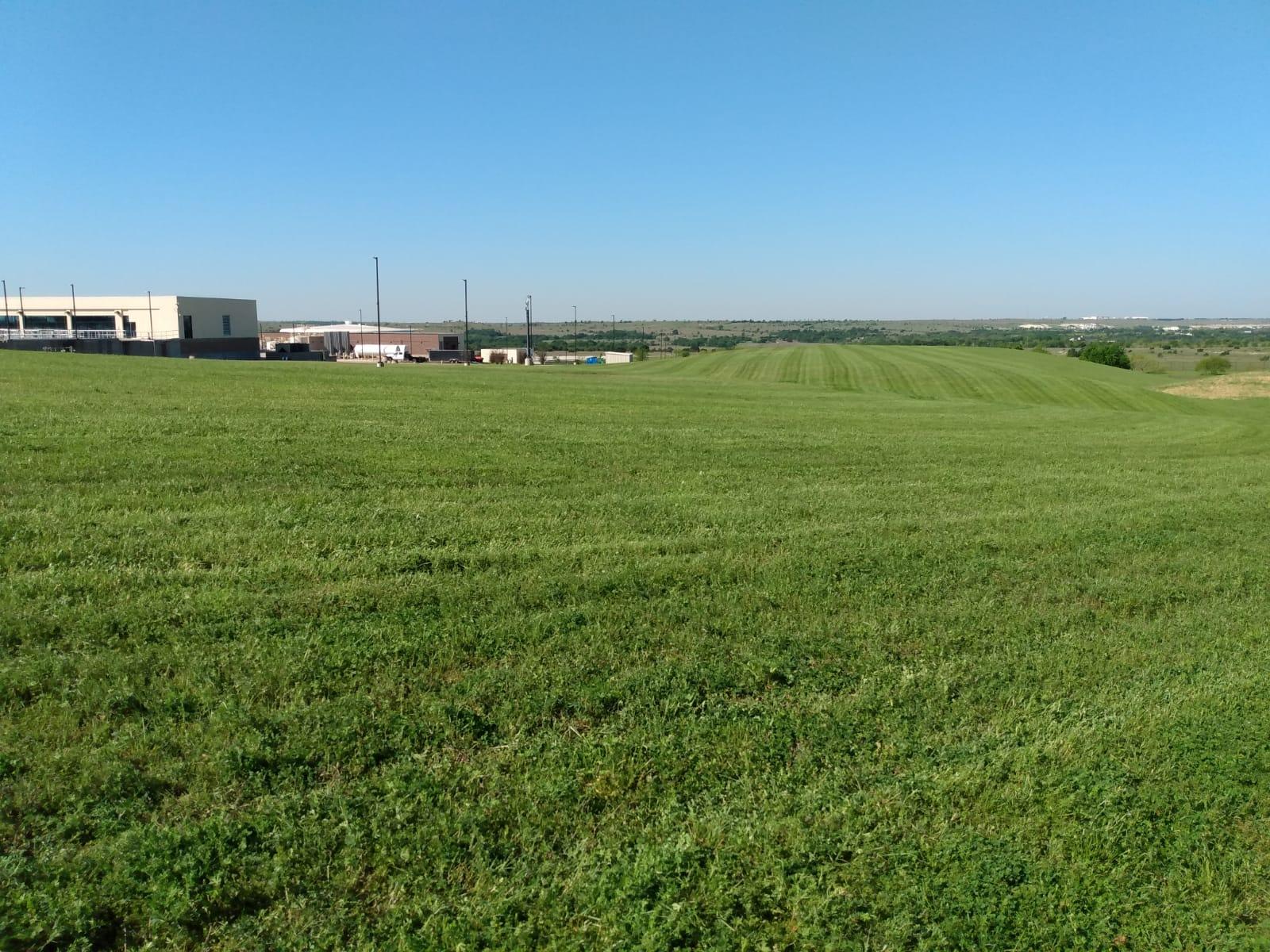 XL Field Mowing