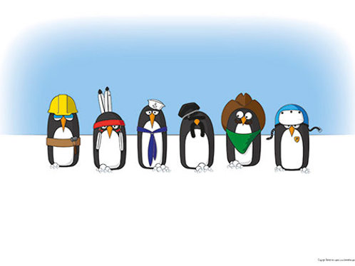 Village Penguins