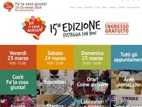 Fa' la cosa giusta!  (The exhibition in Italy)