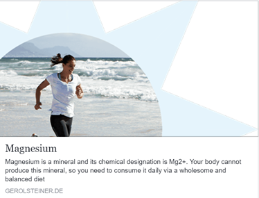 Interesting facts about magnesium
