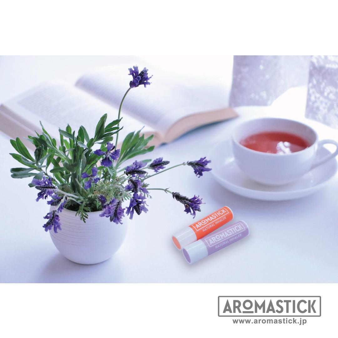 aromastickアロマスティック オーガニックアロマディフューザー (