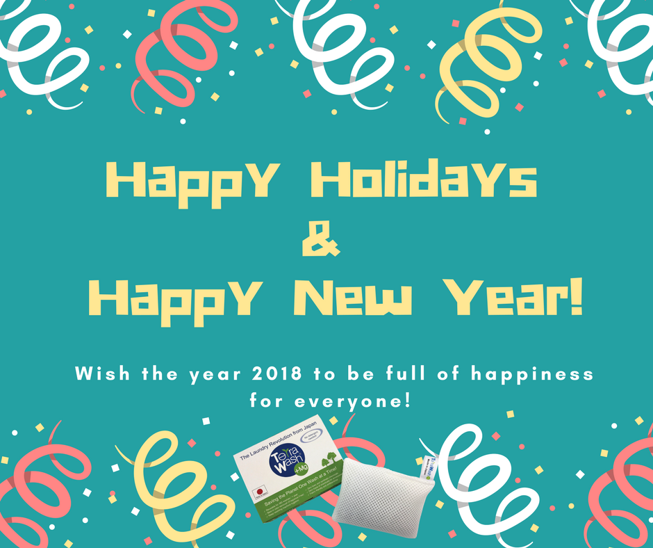 Terra Wash+Mg Holiday Greetings
