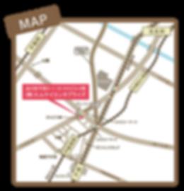 本社地図、エムケイエンタプライズ、エムケイ、mk、MK、雑貨、ファンシー雑貨、バラエティ雑貨、コンビニ雑貨、雑貨仕入、輸入雑貨、キャラクター雑貨、300円均一、別注、OEM、