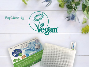 Registered by The Vegan Society