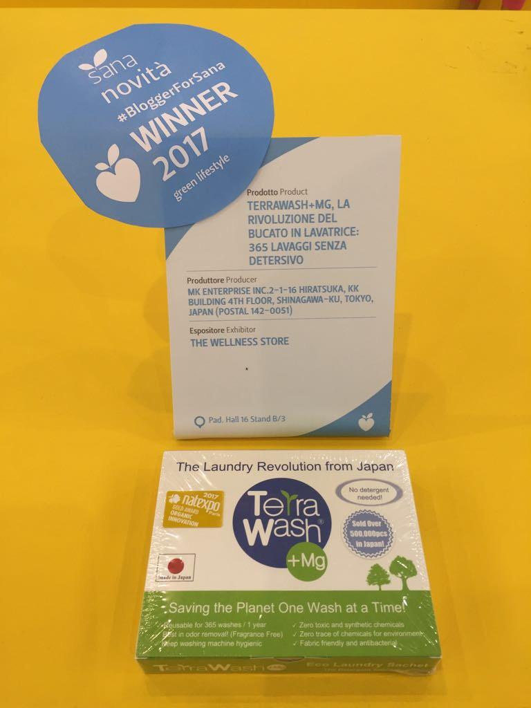 SANA Award (Terra Wash+Mg)