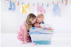 laundry, sensitive skin, allergy, baby laundry