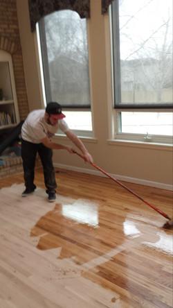 Hardwood Floor Refinishing|Alpine Flooring Colorado Springs