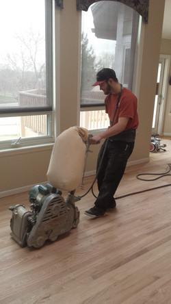 Refinish Hardwood Flooring|Alpine Flooring|Colorado Springs