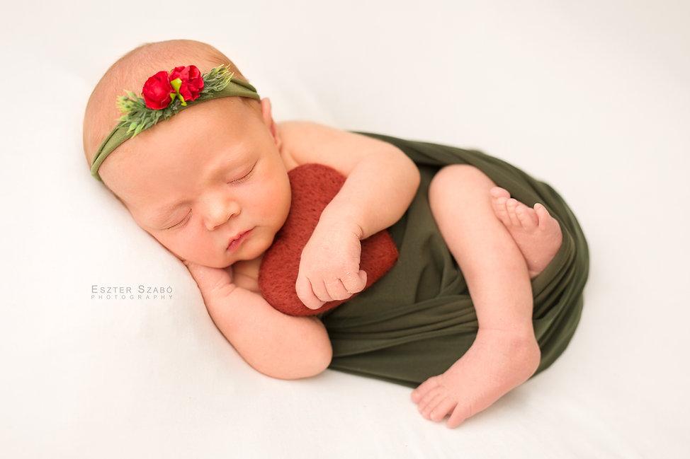 Baby Newborn Photographer Donabate Co. Dublin