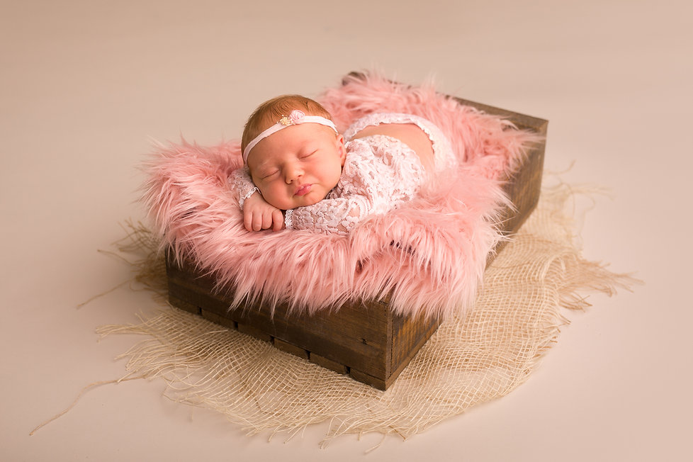 Newborn baby picture photo Dublin