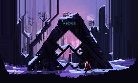 ATONE - Title Screen