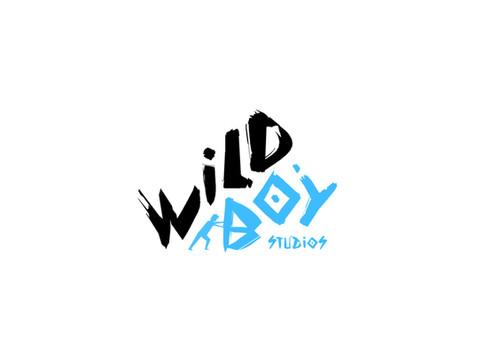Wildboy Studios (on white)