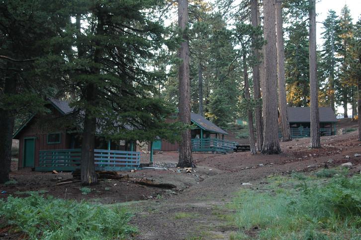 Upper Shetach - Oldest Camper Area