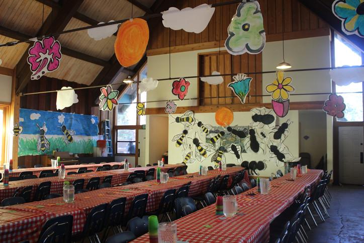 Chadar Ochel - Dining Hall