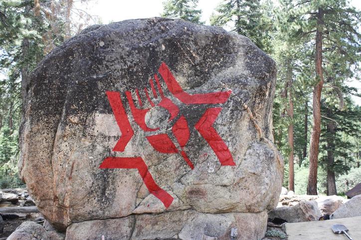 The Gilboa Boulder
