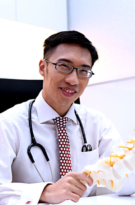 Dr Wilson Tay Ching Yit