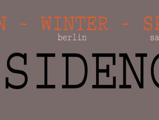 Residency opportunities - Berlin / Saint Louis