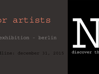 self-curated exhibition - berlin