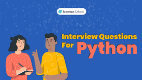 Interview Questions For Python