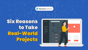 Six Reasons to Take Real-World Projects
