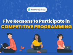 Five Reasons to Participate in Competitive Programming