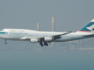 Cathay Pacific: Buckle your seat belts, turbulence ahead!