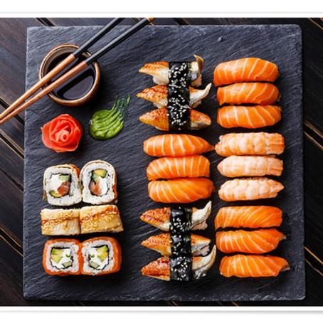 Sushi Making Evening