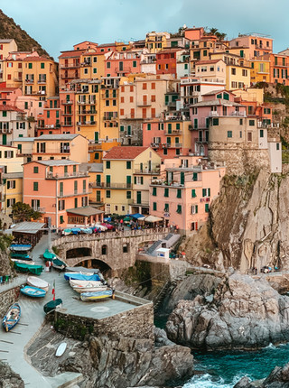 Where to Stay in Cinque Terre by Village