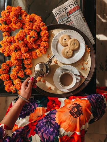 India & Masala Chai