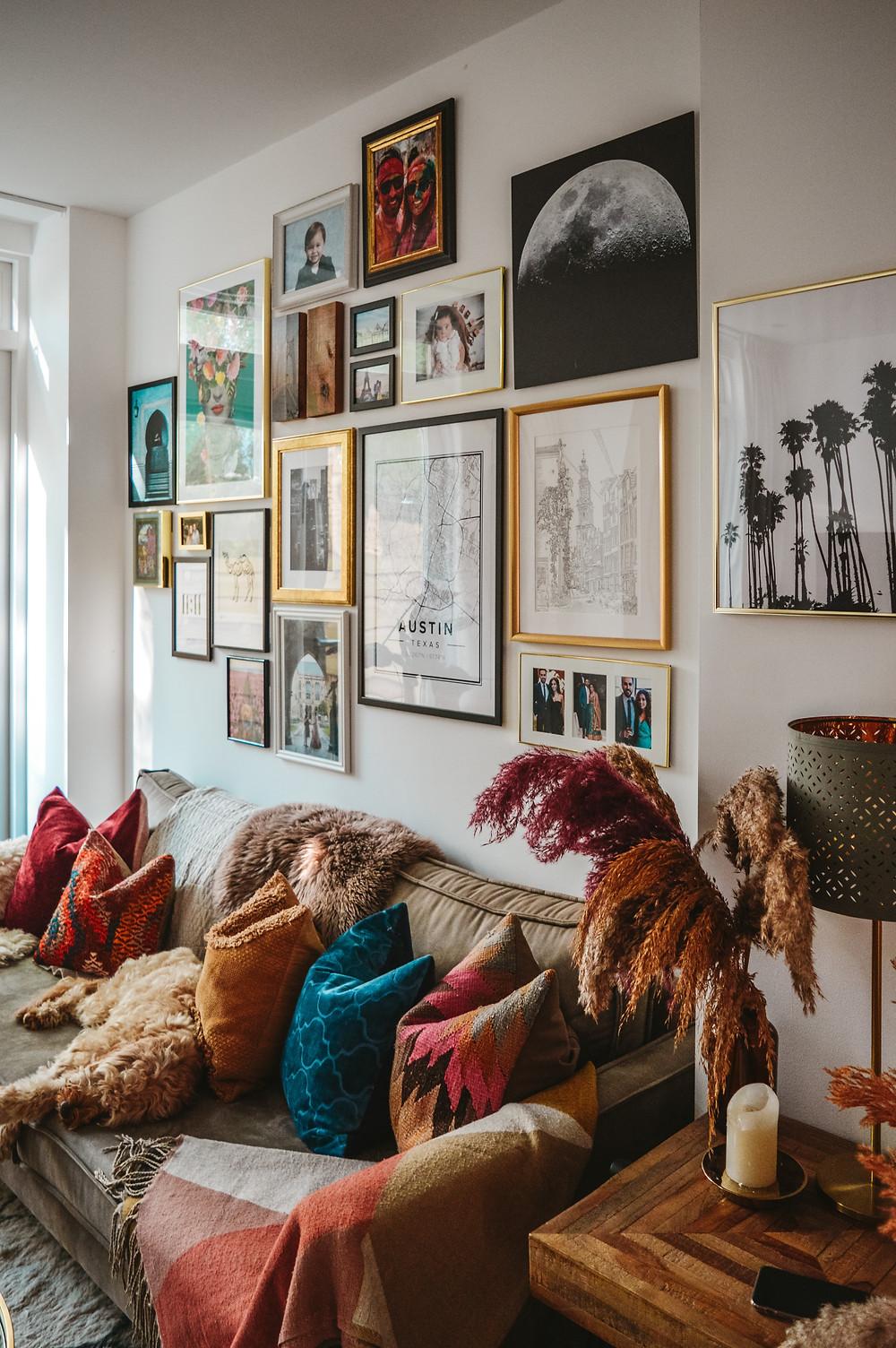 home interiors wall gallery anika pannu