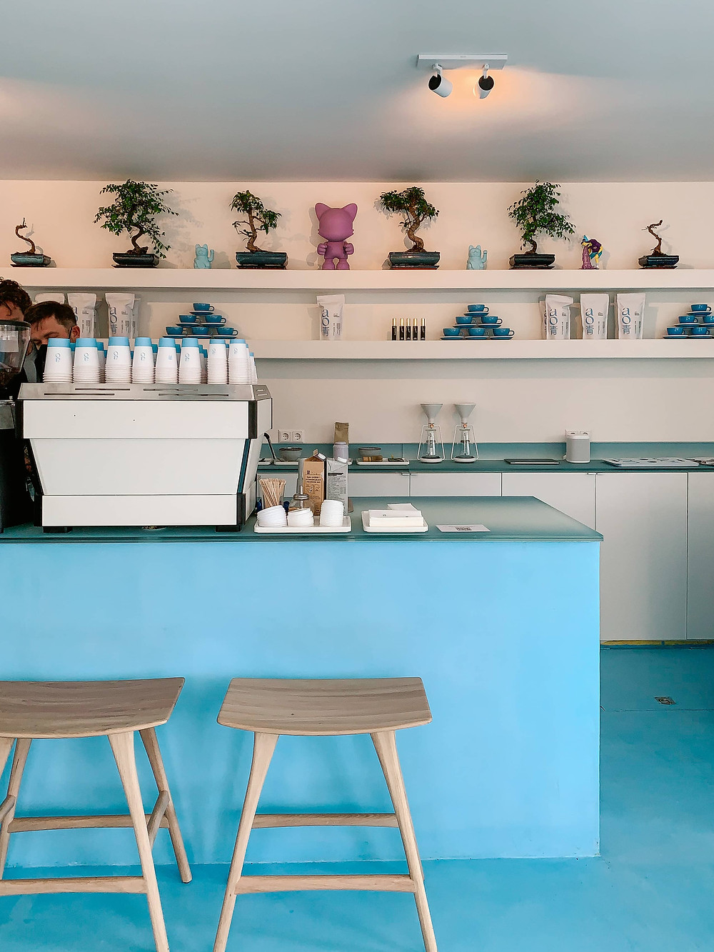 amsterdam coffee places list 2021