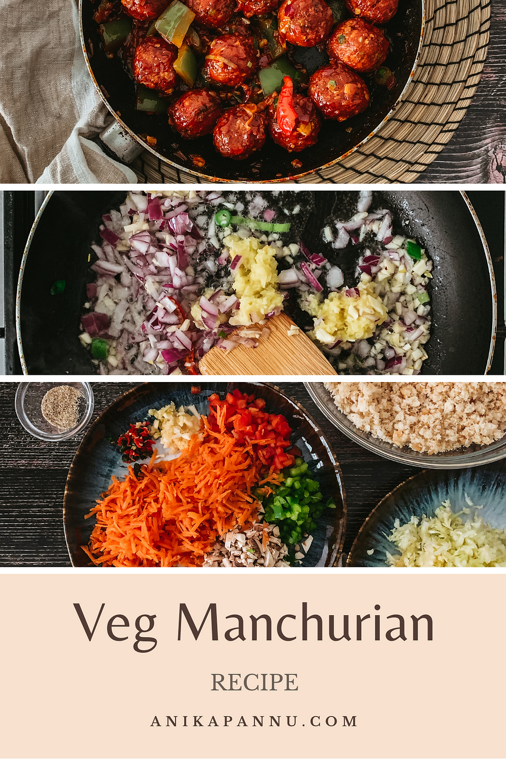how to make veg manchurian recipe simple indian recipe indo-chinese-recipe