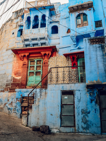 What To Do In Jodhpur - India's Blue City