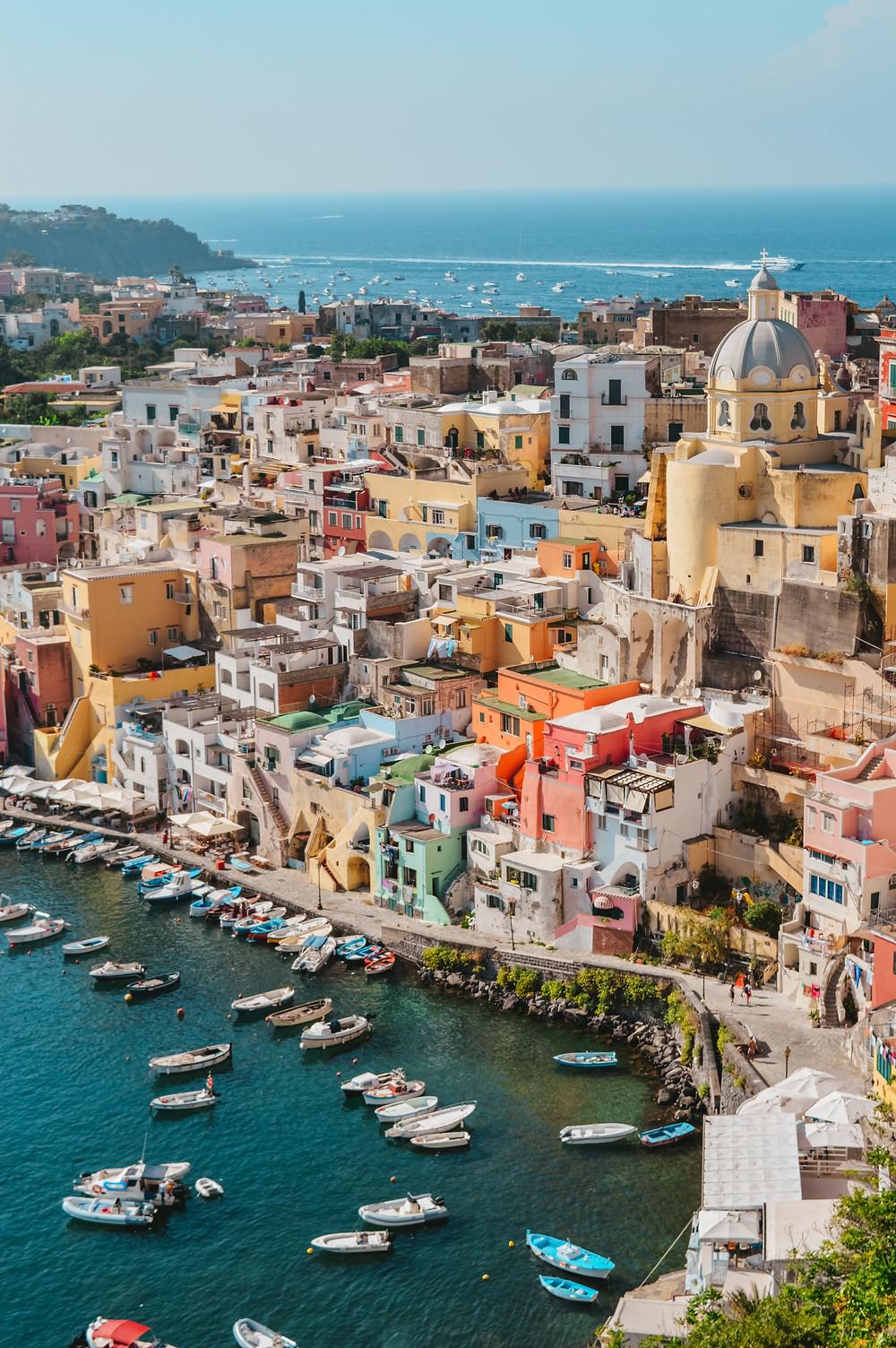 visiting procida travel tourism