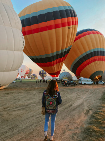 Cappadocia & Hot Air Balloons - What To Know Before Going