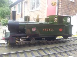16mm Argyll