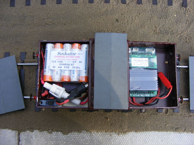 NSR Battery Loco