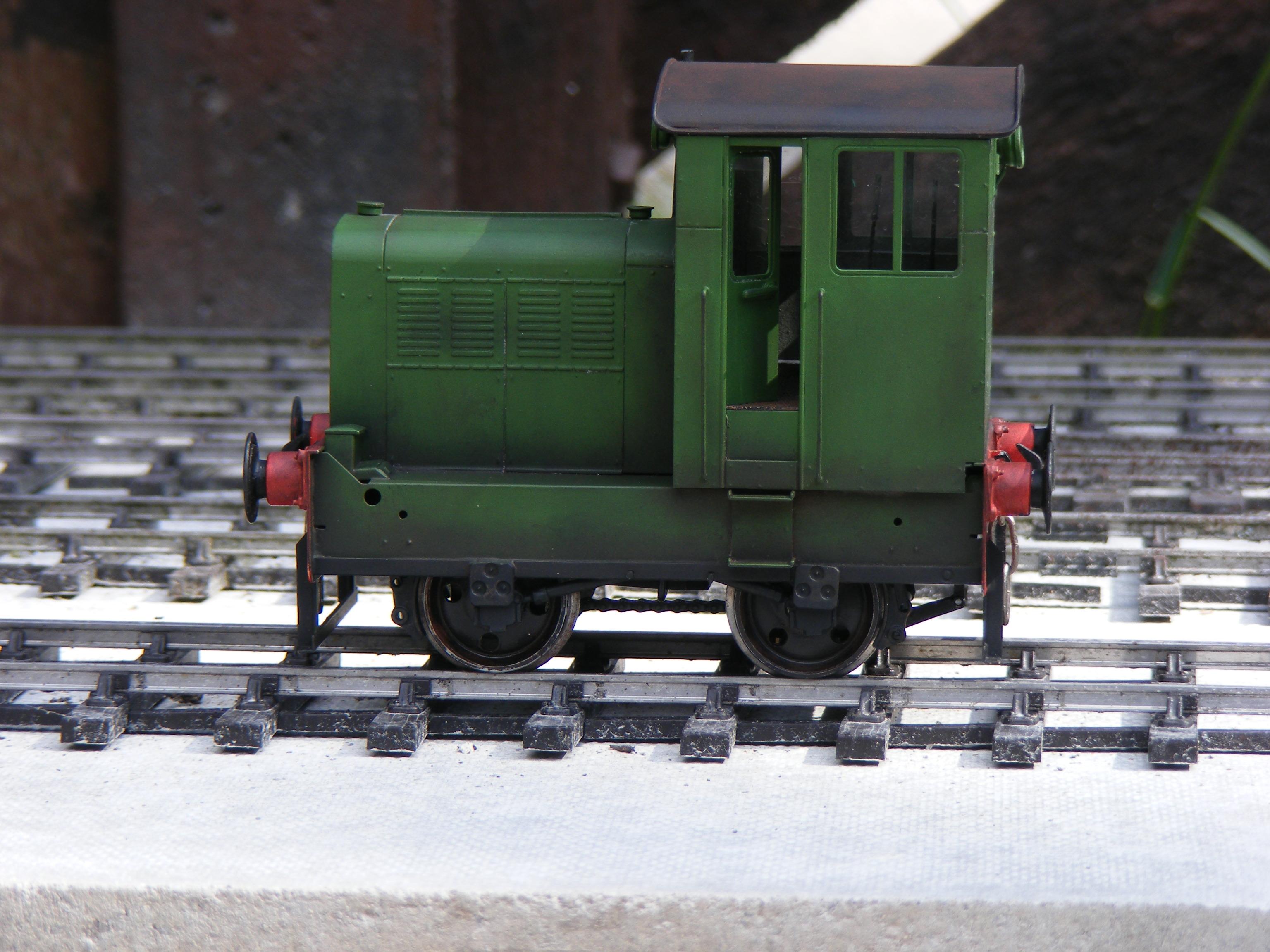 Ruston 48DS