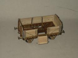 7mm scratchbuilt wagon