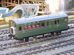 Drury Railcar