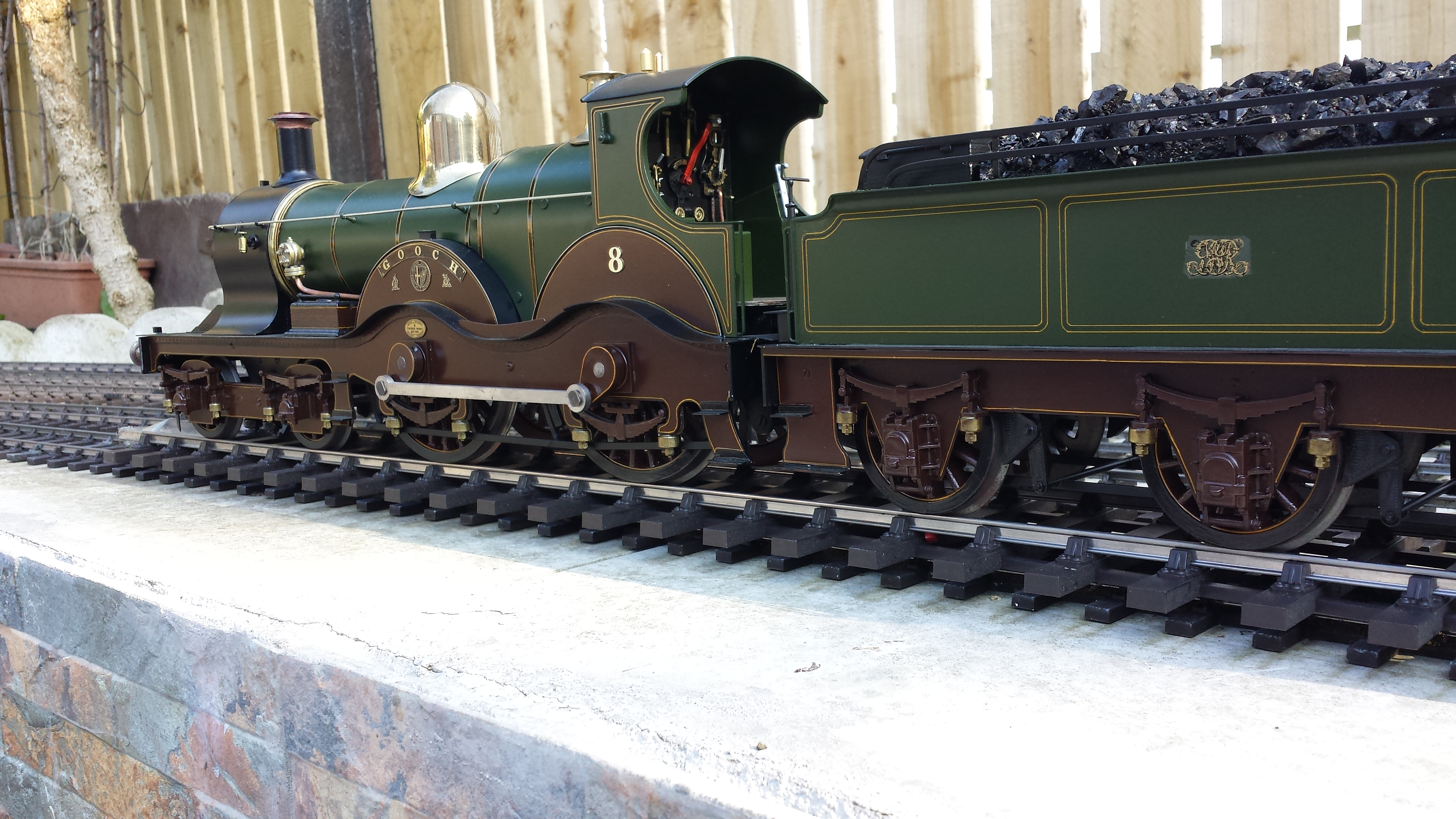 Armstrong 4-4-0