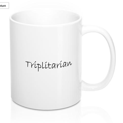 Triplitarian Mug (shipping included)