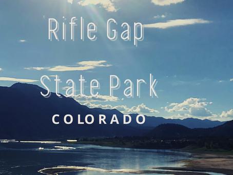 Rifle Gap State Park, Colorado