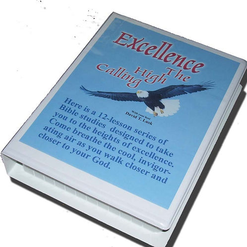Excellence The High Calling DVD Set