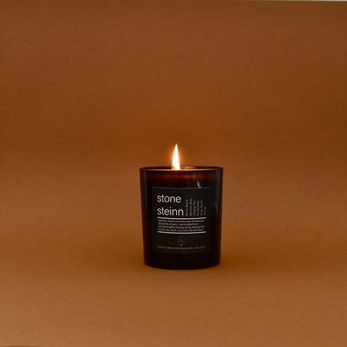 STILL Soy Wax Candle (stone)