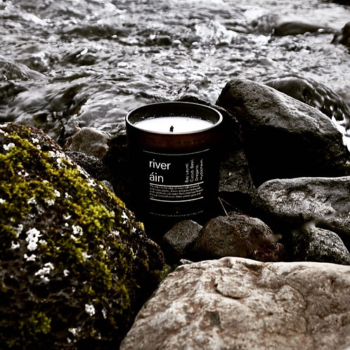 STILL Soy Wax Candle (river)