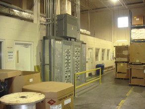 Tyco - 800 AMP Switchboard Installation