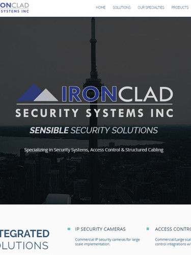 Ironclad Security Systems