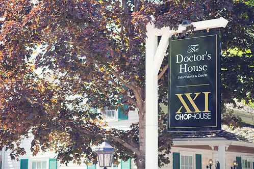 The Doctor's House Gift Card - HST Included